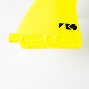 K4 Fins Flex rear fin US head