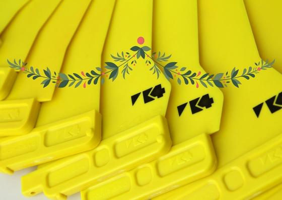 K4 fins for Christmas