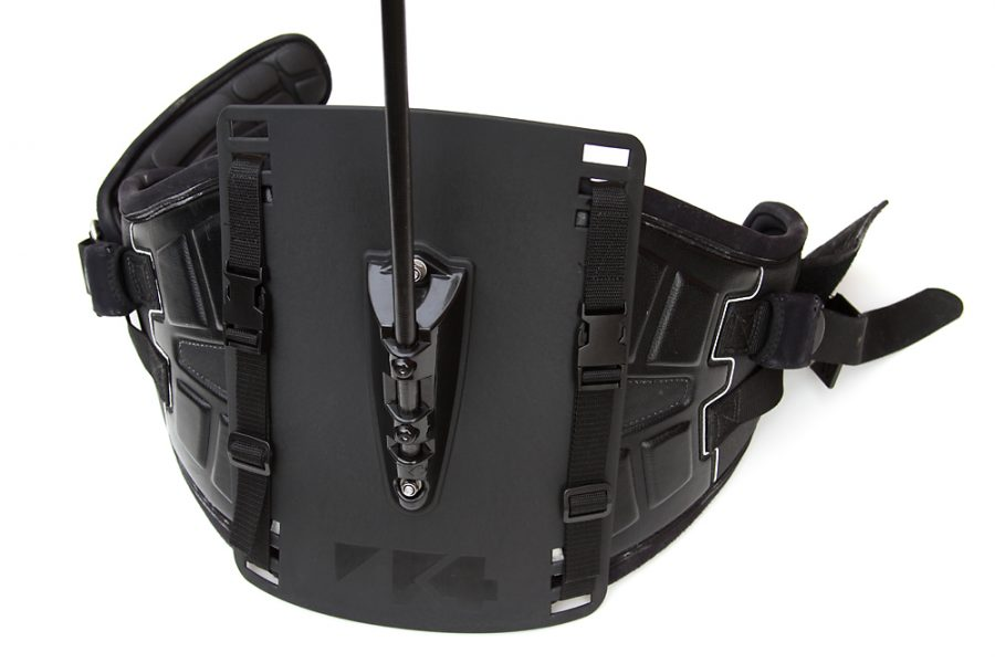 k4 harness mount back plate