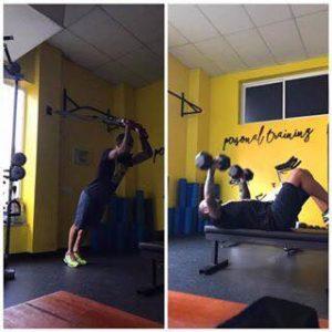 Omar gym