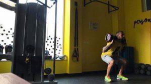 Omar squat