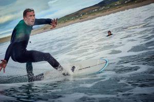 Finn surf