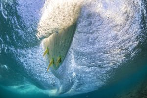 K4 fins underwater 4 by Si Crowther