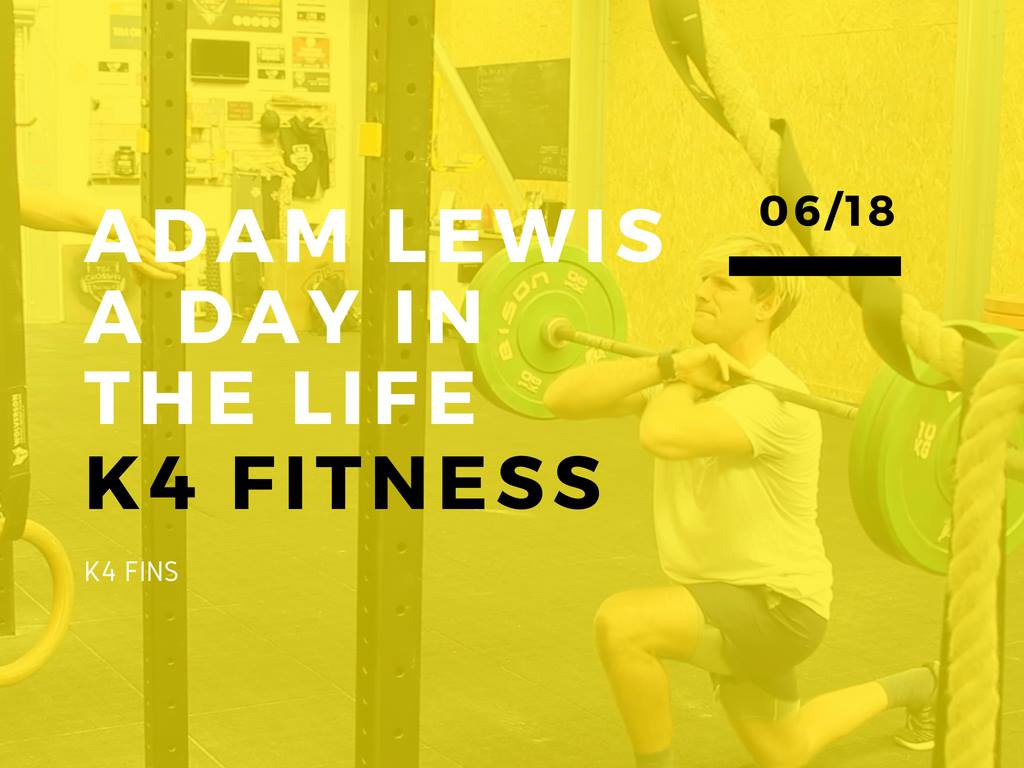 Adam Lewis A Day in the life